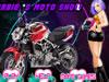 芭比娃娃摩托挑戰賽