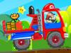 New Super Mario Bros Trucking