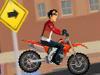 小英雄摩托车赛